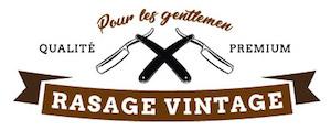 logo rasage vintage