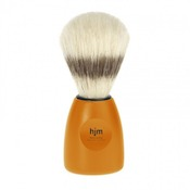 Blaireau de rasage Pure Soie Orange - HJM